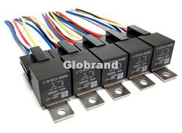 Wholesale GLL561 Volt Premium SPDT Relays Sockets Car Alarm Amp A V Automotive