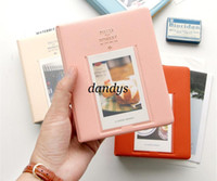 Wholesale NEW fashion mini polaroid photo album photograph book for photos