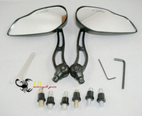 Wholesale Black Rearview Motorcycle Mirror Motorcycle Spare Parts