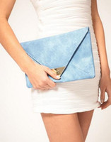 Wholesale 2012 Fashion Style Pu Leather Evening Bags Snake Designer Envelope Bags Casual Party Bags Wallets