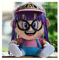 arale norimaki - 2013 Hot New cm Cute Dr Slump amp Arale Norimaki Figure Plush Doll quot New plush toy For Kid Gifts