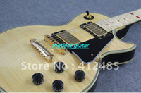 Wholesale High quality Chinese brand guitar Blazer Portland E1000 YL one electric guitar Light yellow
