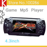 Wholesale 4 Inch Video Game Mp4 Player GB MP5 Portable MP3 Player