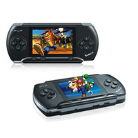 Wholesale 2 inch TFT LCD PVP Pocket Handheld Video Game Player Console bit TV out Games Build in