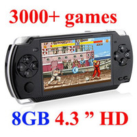 mp3 mp4 game - 4 quot GB HD Mp3 Mp4 Mp5 PMP Player Video Game Player with TV out Free games