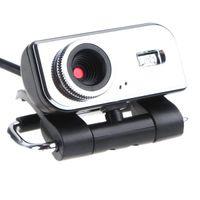 Wholesale 3 Mega USB HD CMOS Webcam Video Web Cam Camera for PC Laptop