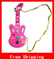 Wholesale Novelty Music Toys For Xmas Gifts Kids Electric Guitar Popular Children s Guitar Electronic Organ