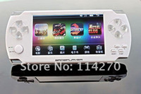 Wholesale quot LCD PMP Portable Game Console With GB Built in Games Mp4 Mp5 Player Camera