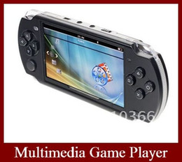 1pc lot 4.3 Inch Video Game Player 16GB Memory HD Screen MP5 Player EMS Free Shipping