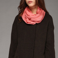 Wholesale 2013 spring new silk pink scarf hot drill scarves