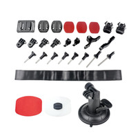 Wholesale Waterproof Multifunction DV Mounting Holder Bracket for GOPRO RD32 RD32II RD33 More Black