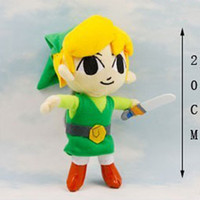 Zelda  Natural The Valentines Day The Legend of Zelda NINTENDO 20CM stuffed plush toys