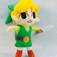 Wholesale The Legend of Zelda NINTENDO CM stuffed plush toys