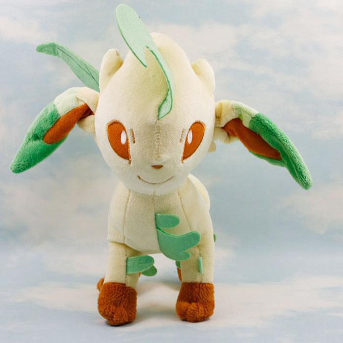 Soft Toys With Pockets : Pikachu grass eevee plush toys soft doll poke