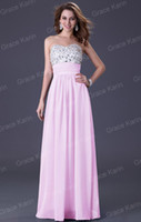 Model Pictures grace karin - Grace Karin Empire Rhinestone Formal Evening Dresses Backless A line Party Prom Dress CL3424
