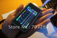 Less than 20MHz Handheld Guangdong China (Mainland) Free shipping by SG post ARM DS203 Nano Quad Pocket-Sized Digital Oscilloscope DSO203 4 Channel 72MS