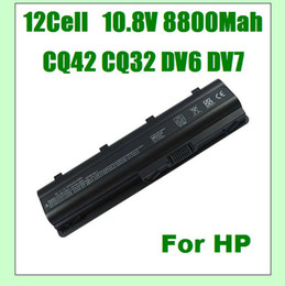 Wholesale CQ42 CQ32 CQ52 CQ62 CQ72 DM4 G32 G42 G62 HSTNN E06C New Battery FOR Compaq Presario CQ32 CQ42 CQ56