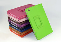 Case For Apple iPad Mini Double- folds Stand Holder Cover PU ...