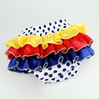 magic cube - New Colorful Magic Cube Baby Girls Dresses Tutu Short PP Pants ruffle Lace Diaper Cover Infant