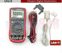 Wholesale UNI T UT E Modern Digital Multimeters UT61E AC DC Meter