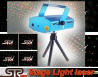 Wholesale MW Mini Red Green Twink Moving Party Laser Stage Light laser DJ party light