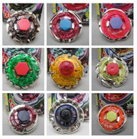 Wholesale Beyblade toys Single beyblade metal fusion fight SUPER spin top Styles Mixed beyblades