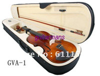 Wholesale High quality full size student modle plywood violin with ABS accessories bow case rosin