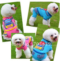 Wholesale Fashion four legged warm dog clothes TCY