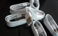 Wholesale 8PIN to USB Charging Sync Date Charger Cable For iPhone iTouch iPad mini