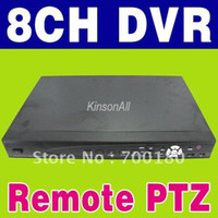 Wholesale New Style CH H CCTV Real Time Security Surveillance PTZ DVR O