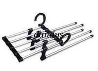 best pants hangers - We Best Magic Trousers Hanger Metal Rack Multifunction Pants Hanger Pieces Per Lo