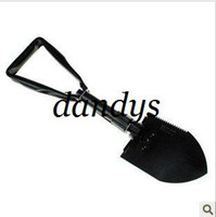 Snow Shovel snow shovel - Small Folding Shovel Camping Garden Shovel Spade F375