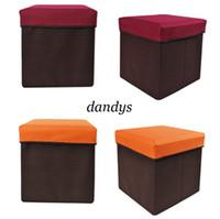 stools - Freeshipping Stool Foldable storage stool Multifunctional stool dropshipping F518