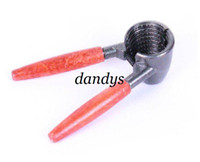 nutcrackers - Freeshipping Funnel shaped nutcracker Pliers Supplies nuts dropshippig F507