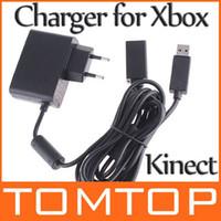 Câble d'alimentation pour kinect Avis-Câble adaptateur d'alimentation pour Xbox 360 Kinect capteur EU F1313E Livraison gratuite
