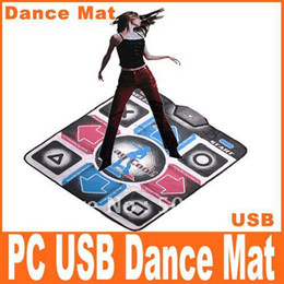 Wholesale Non Slip Dancing Step PC USB Dance Mat Mats Pads