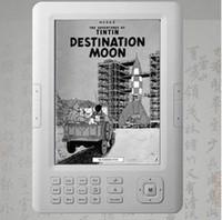 Original de 6 pulgadas de Teclast K6 Pantalla de Tinta electrónica eBook Reader, 4GB de E-book reader, Soporte de Tarjetas SD de Buena Calidad