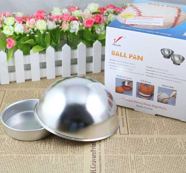 Ball Mold Pan Football Ball Cake Pan