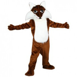 Wholesale Fox Mascot Costume For Adult