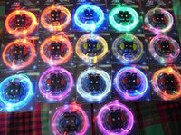 Wholesale New Arrival Flash modes Colors LED flashing shoelace uper bright fiber optic led lace