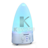 Wholesale Ultrasonic Aromatherapy Color Lamp Ionizer Machine Negative Ion Oil Lamp Air Humidifier Purifier Electronic