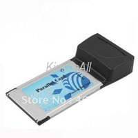 Wholesale good price Notebook Parallel Printer Port DB25 PCMCIA CardBus New i o card