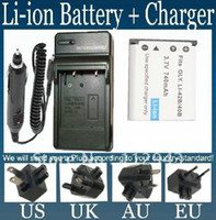 Wholesale Battery Charger for Olympus X X X X X X560WP X WP SP u740 u750 u760 u770