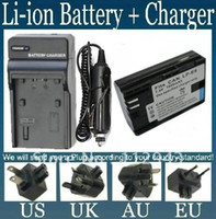 Wholesale LP E6 LPE6 rechargeable Li ion Battery charger for Canon EOS D Mark II D Mark III and EOS Da