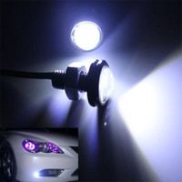 Wholesale Ultrathin W DIY Daytime Running Light Cars LED Reversing Anti photos Eagle eye Lamp mm