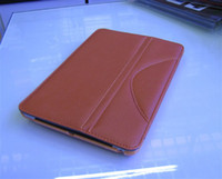 High Qulaity PU Leather W Back Clip Stand Holder Case Cover ...