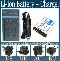 Wholesale Battery charger for Sony NP BD1 Cyber shot DSC T70 DSC T70 B DSC T70 W DSC T70 P DSC T70 S DS