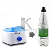 Wholesale New Ultrasonic Mini Anion Air Humidifier Purifier Mute Air Diffuser For Home Office