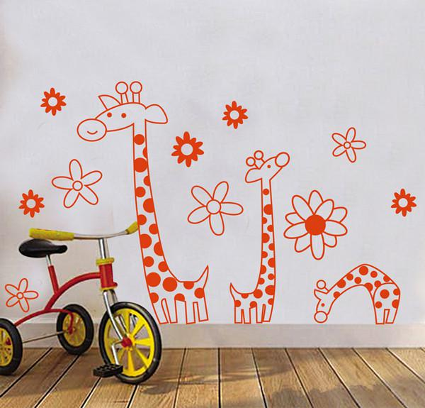 Removable Wall Stickers For Girls