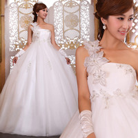 Wholesale Love maternity wedding dress high waist wedding dress the bride wedding dress